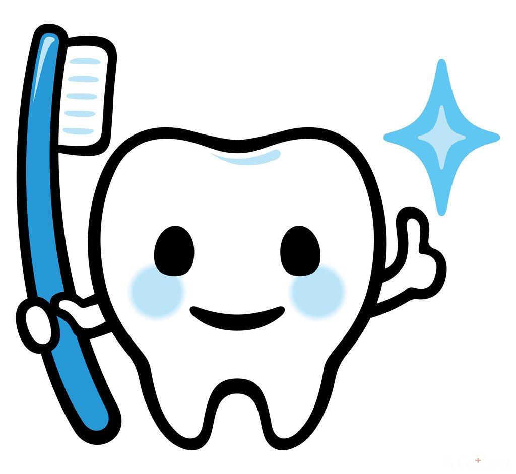 漂亮的牙齿从这里开始